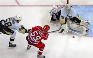 Penguins Hurricanes Hockey