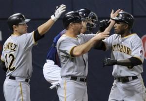 Pirates Twins Baseball